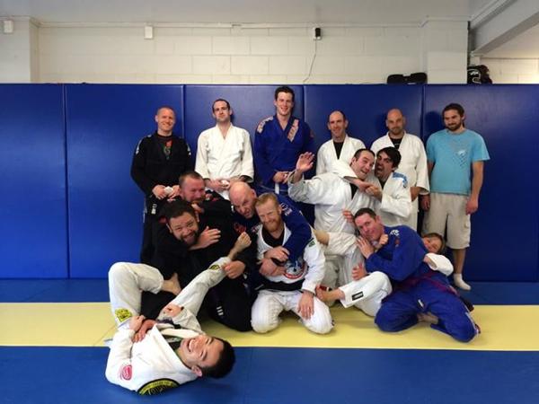 Zero Gravity Gallery and Media Brazilian Jiu Jitsu Martial